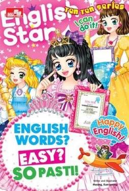Ten-Ten: English Words? Easy? So Pasti!