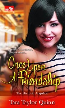 CR: Once Upon a Friendship