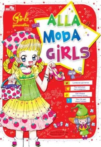 Girl Generation : Alla Moda Girls