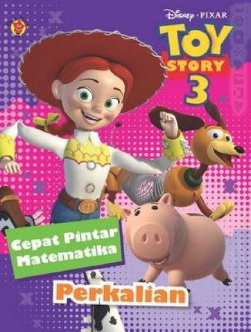 Cepat Pintar Matematika Toy Story 3  Perkalian