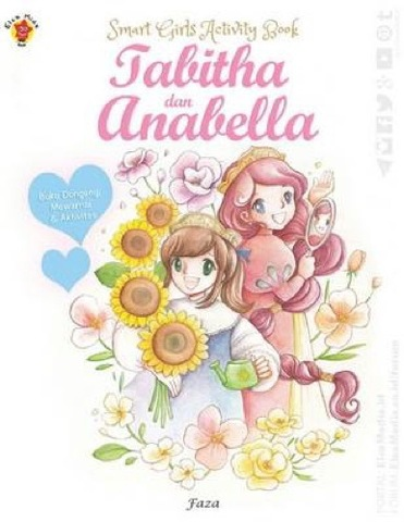 Smart Girl Activity Book: Tabitha & Anabella