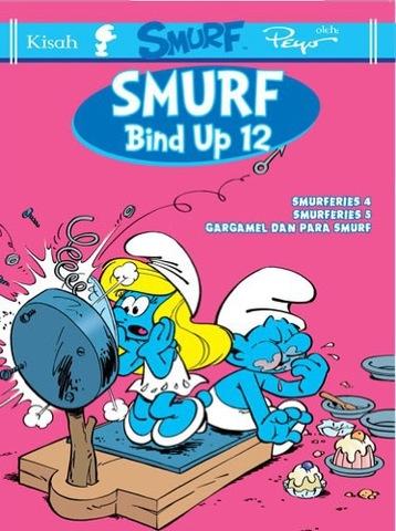LC: Smurf - Smurf Bind Up 12