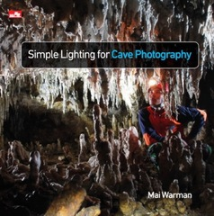 Simple Lighting for Cave Photography
