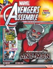 Aktivitas Marvel: Antman