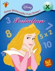 Pintar matematika Putri Disney 1: Perkalian