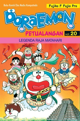Doraemon Petualangan 20 (Terbit Ulang)