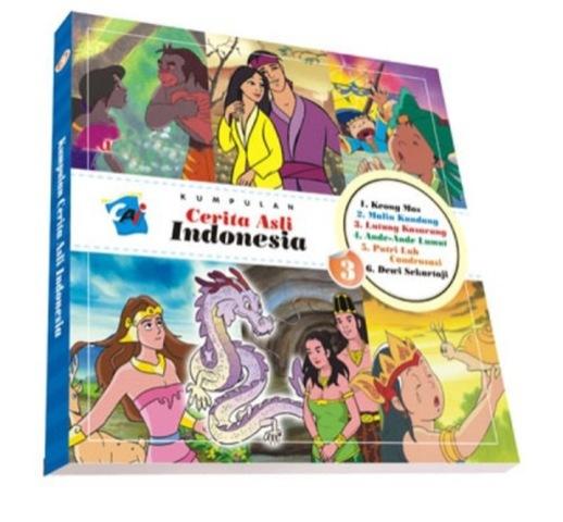 Kumpulan Cerita Asli Indonesia Vol. 3