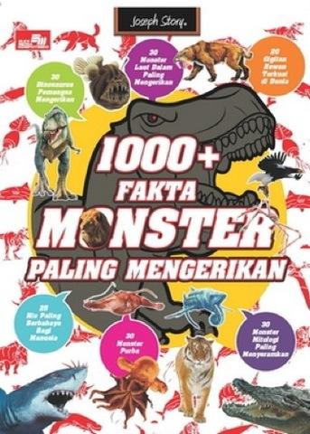 1000+ Fakta Monster Paling Mengerikan