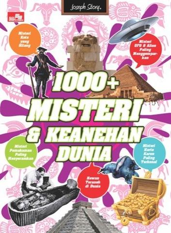 1000+ Misteri dan Keanehan Dunia