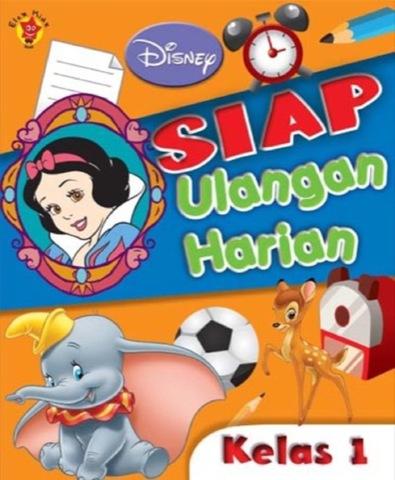 Siap Ulangan Harian Disney  Kelas 1 (Revisi)