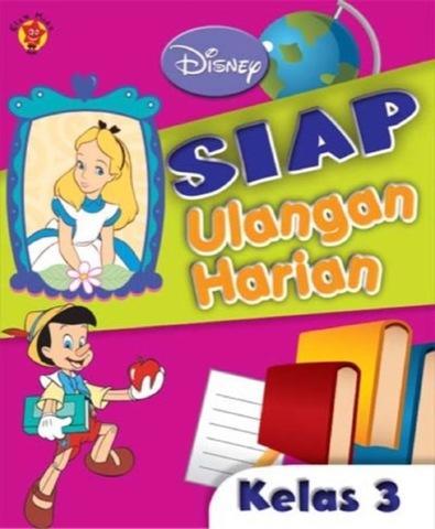 Siap Ulangan Harian Disney  Kelas 3 (Revisi)