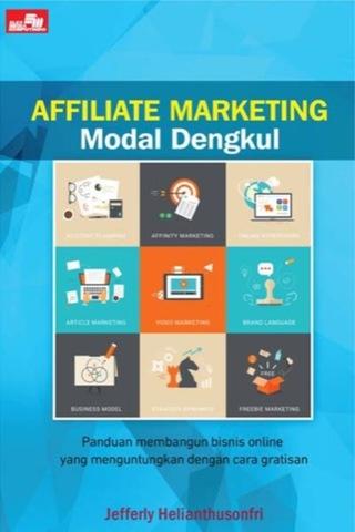 Affiliate Marketing Modal Dengkul