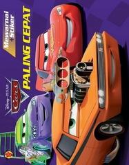Mewarnai Plus Stiker CARS: Paling Cepat