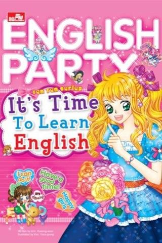Ten-Ten: IT`S TIME TO LEARN ENGLISH!