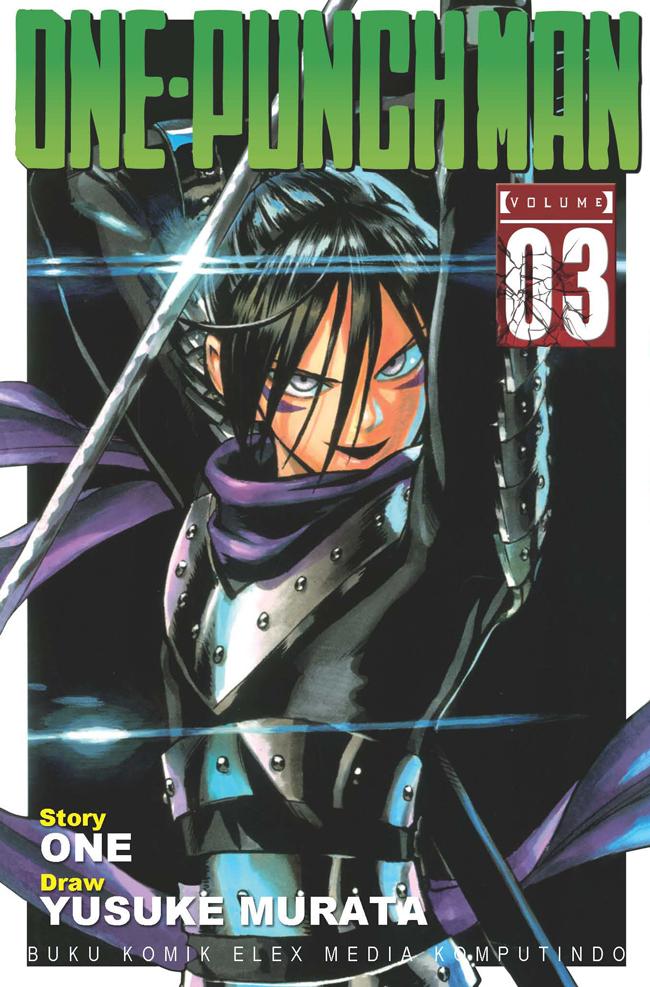 One Punch Man 3 ONE & Yusuke Murata