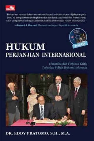 Dinamika Hukum Perjanjian Internasional
