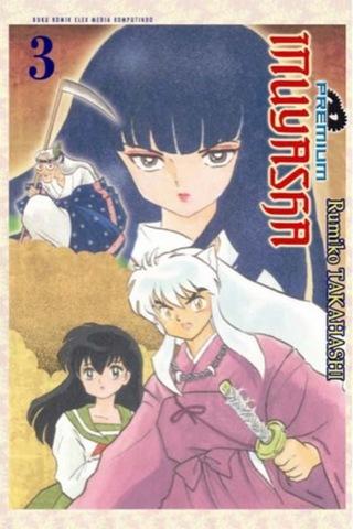 Inuyasha  Premium 3
