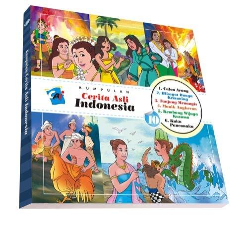 Kumpulan Cerita Asli Indonesia Vol. 10