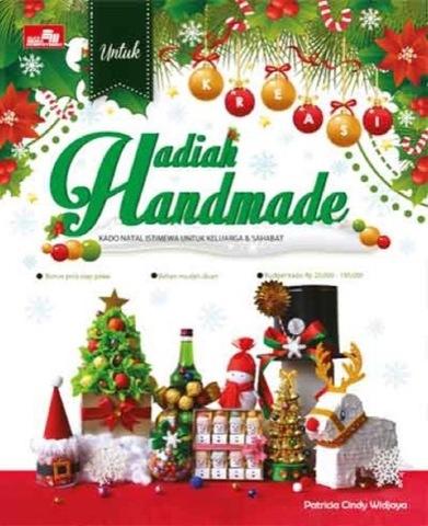Hadiah Handmade Natal Patricia Cindy Widjaya