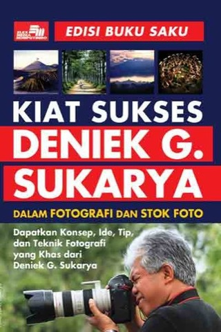 KIAT SUKSES DENIEK G. SUKARYA edisi buku saku