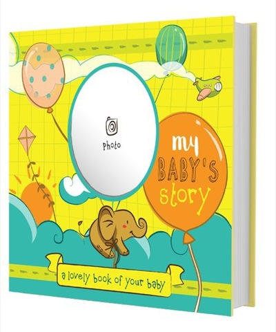 my baby`s story: a lovely book of your baby