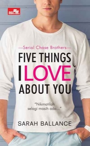 CR: Five Things I Love About You