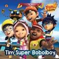 Boboiboy Fun Coloring : Tim Super Boboiboy