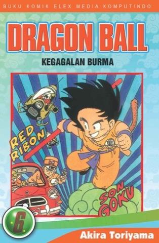 Dragon Ball Vol. 6