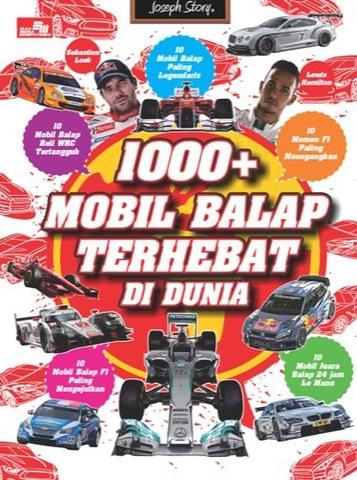 1000+ mobil balap terhebat di dunia