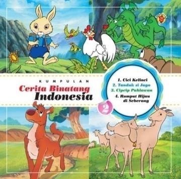 Kumpulan Cerita Binatang Indonesia Vol. 2