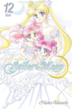 Sailor Moon 12 (Deluxe)