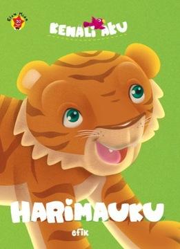 Board Book Kenali Aku : Harimauku
