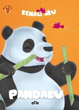 Board Book Kenali Aku :  Pandaku
