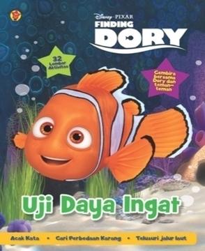 Aktivitas Finding Dory: Uji Daya Ingat