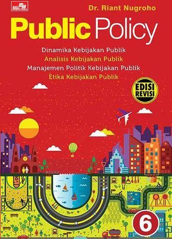 PUBLIC POLICY 6 - Edisi Revisi