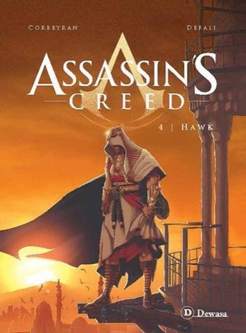 Assassin`s Creed 4: Hawk