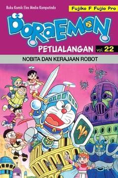 Doraemon Petualangan 22 (Terbit Ulang)