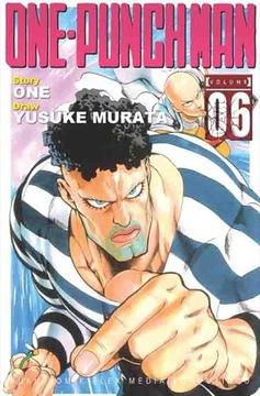 One Punch Man 6 ONE & Yusuke Murata