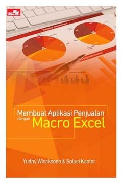 Membuat Aplikasi Penjualan dengan Macro Excel