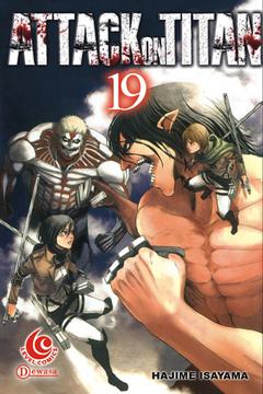 LC: Attack on Titan 19