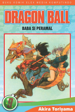 Dragon Ball Vol. 9