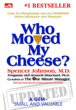 Who Moved My Cheese? (Edisi 2017)