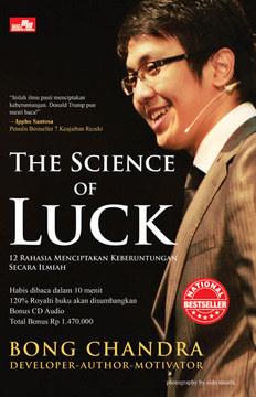 The Science of Luck (Edisi 2017)