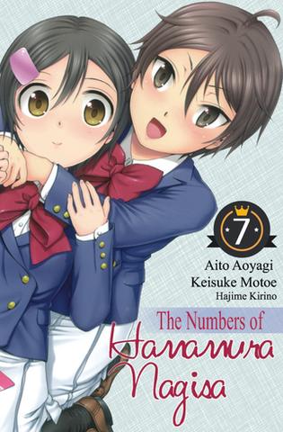 The Numbers of Hamamura Nagisa 7