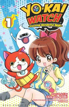 Yokai Watch Exciting Wonderful Days 1
