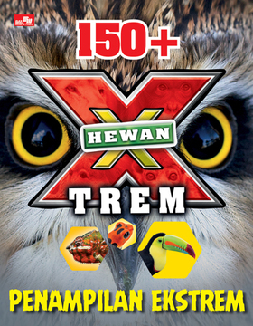 150 + Hewan X-trem: Penampilan Ekstrem