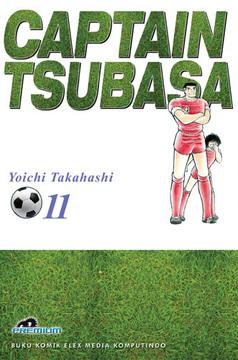 Captain Tsubasa (Premium) 11