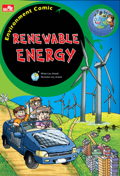 Environment Comic : Renewable Energy