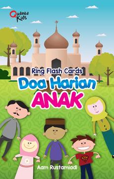 Ring Flash Cards : Doa Harian Anak