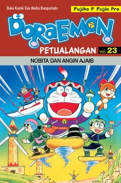 Doraemon Petualangan 23 (Terbit Ulang)